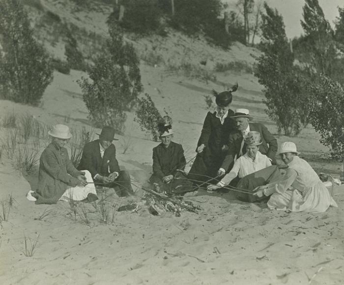 Angus family picnic