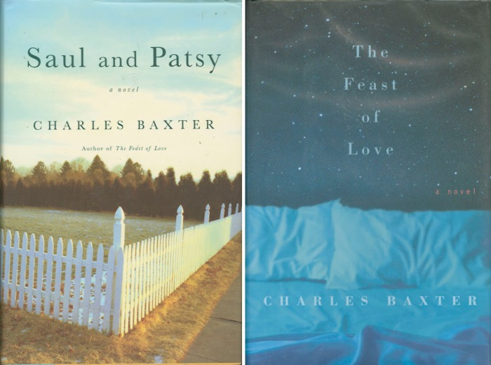 Books by Charles Baxter