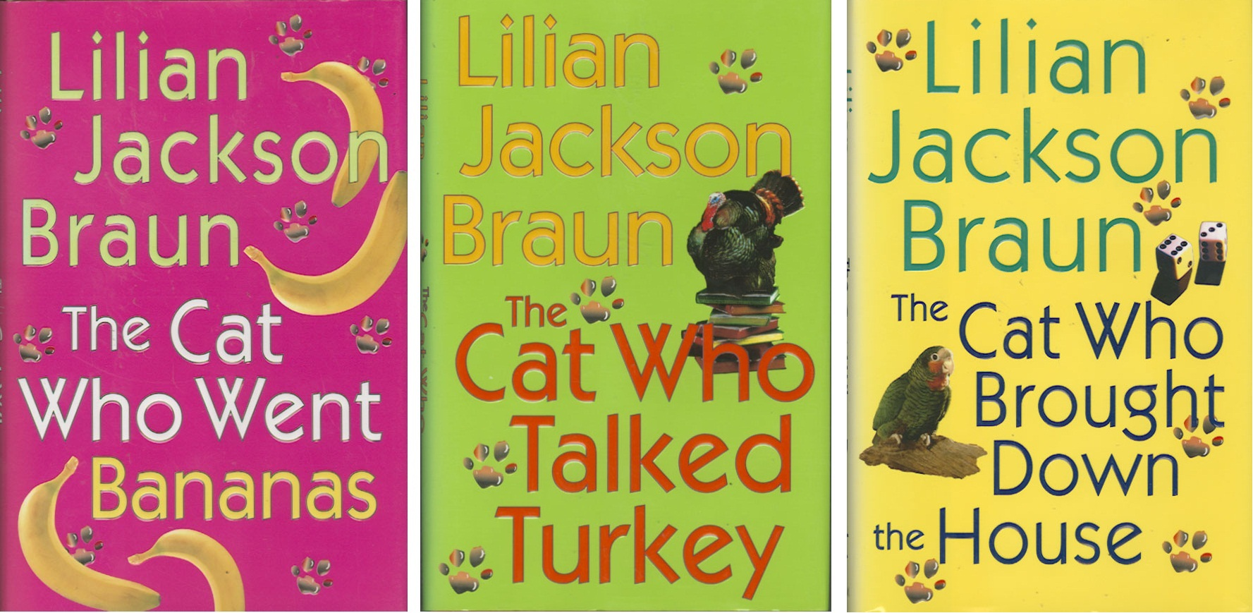 Lillian Braun books