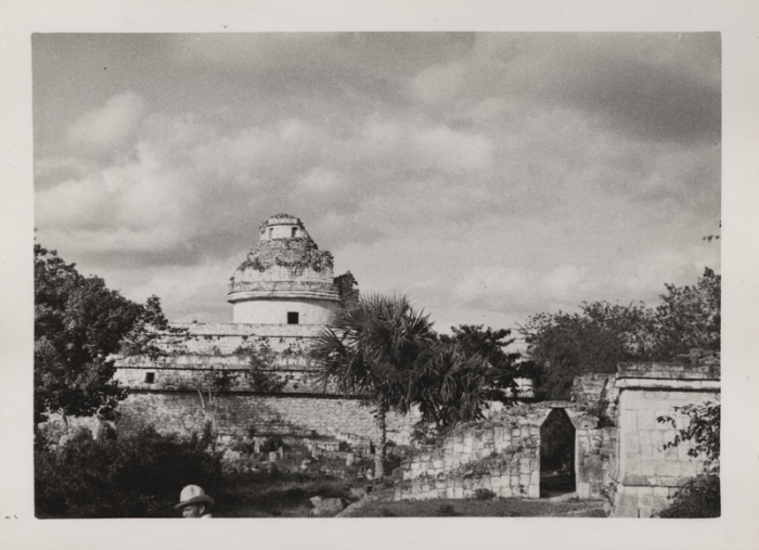 Caracol (The Observatory) at Chichen Itza, Mexico