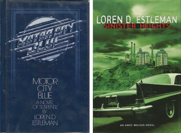 Books by Loren D. Estleman