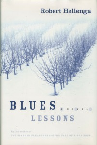 Robert Hellenga, Blue Lessons