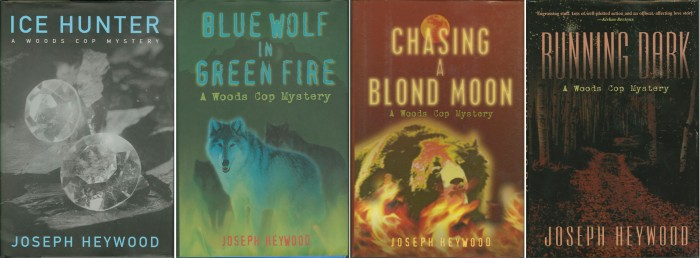 Woods Cop books by Joseph Heywood