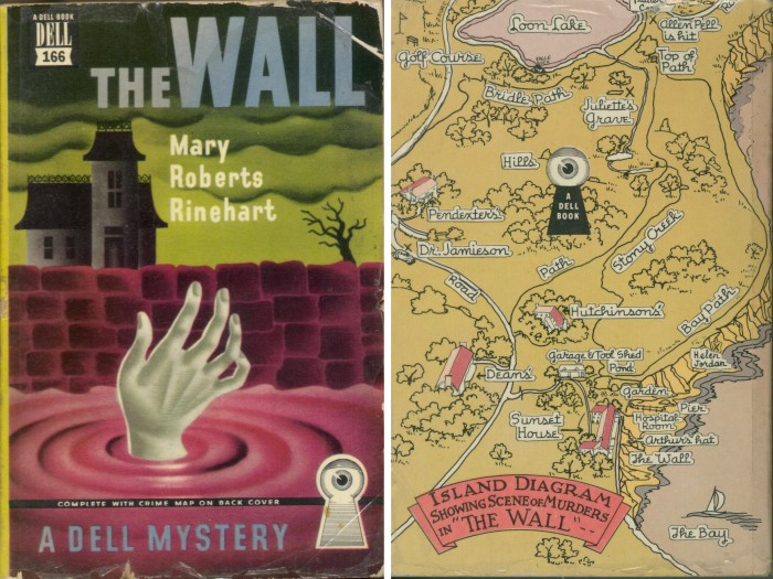 The Wall by Mary Roberts Rinehart