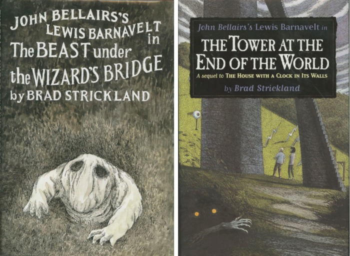 Books by Brad Strickland