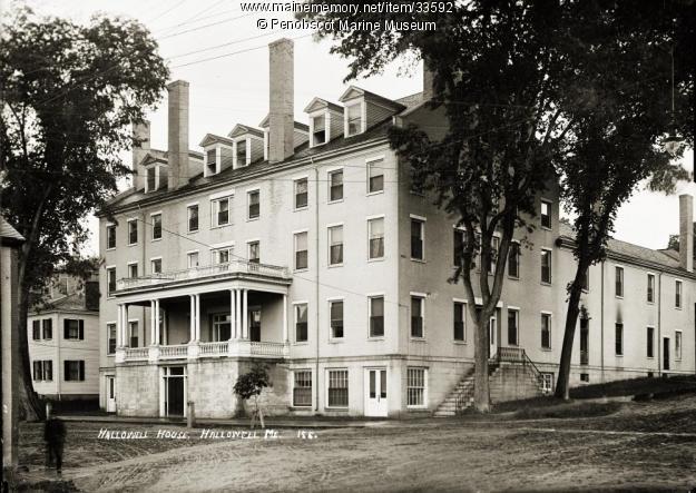 Hallowell House