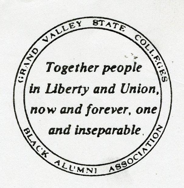 (3) GVSC Black Alumni Association Logo