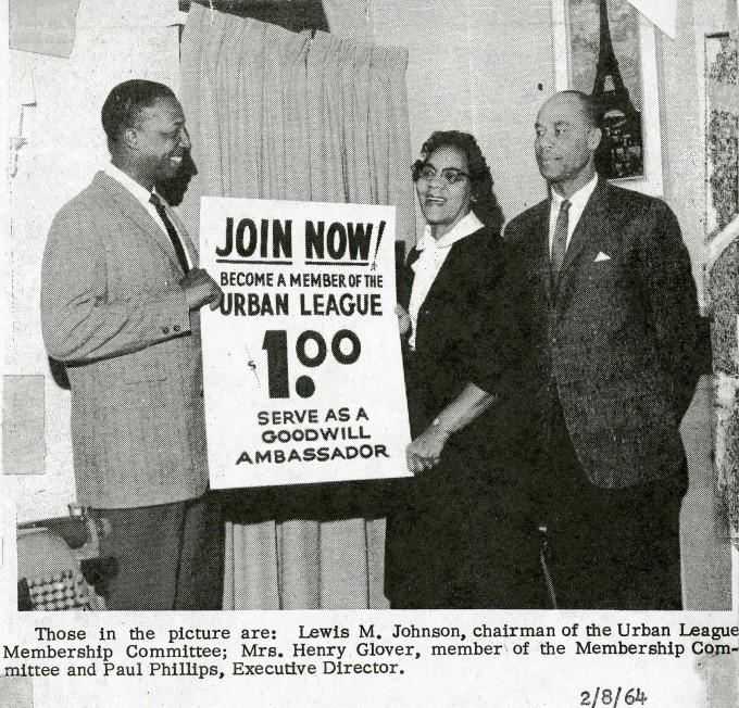 (7) Paul Phillips GR Press February 8 1964