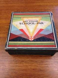 Alabastine School-Pak art paint kit