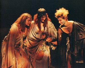 1999 Macbeth witches